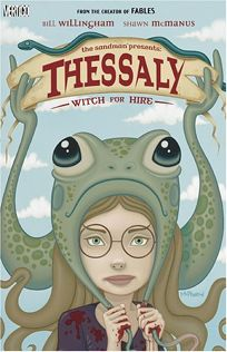 The Sandman Presents: Thessaly—Witch for Hire