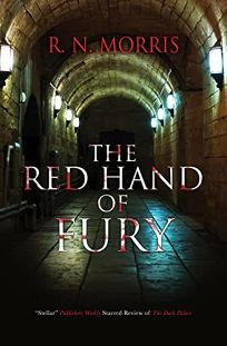 The Red Hand of Fury: A Silas Quinn Mystery