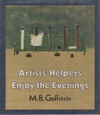 Artists Helpers Enjoy the Evenings