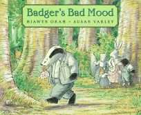 Childrens book review badgers bad mood by hiawyn oram author badgers bad mood buy this book fandeluxe Images