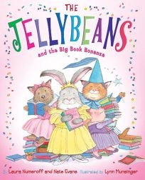 The Jellybeans and the Big Book Bonanza