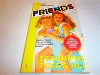 Friends #01: Starring Tess and Ali