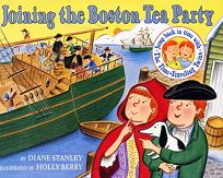 Joining the Boston Tea Party