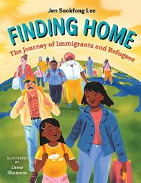 Finding Home: The Journey of Immigrants and Refugees Orca Think #1