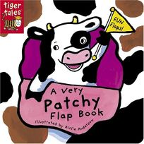A Very Patchy Flap Book