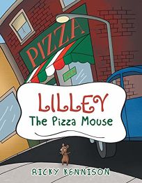 Lilley the Pizza Mouse