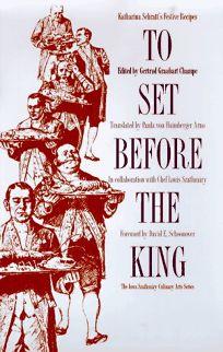 To Set Before the King: Katharina Schratts Festive Recipes