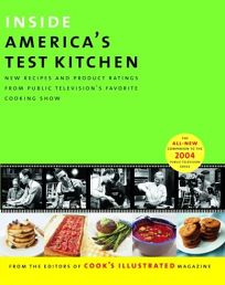 INSIDE AMERICAS TEST KITCHEN: New Recipes from Public Televisions Favorite Cooking Show