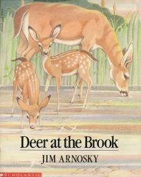 Deer at the Brook