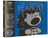 THE COMPLETE PEANUTS: 1953–1954
