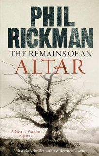 The Remains of an Altar: A Merrily Watkins Mystery