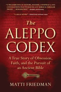 The Aleppo Codex: A True Story of Obsession