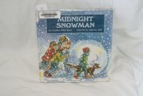 Midnight Snowman: Caroline Feller Bauer