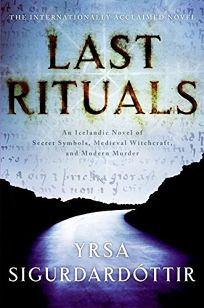 Last Rituals: An Icelandic Novel of Secret Symbols
