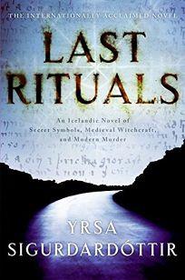 Last Rituals: An Icelandic Novel of Secret Symbols