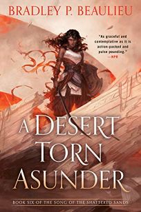 A Desert Torn Asunder