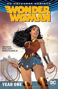 Wonder Woman Vol. 2: Year One Rebirth