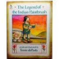 Legend of the Indian Paintbrush San