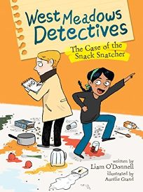 West Meadow Detectives: The Case of the Snack Snatcher