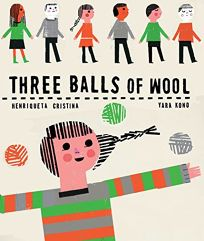 Three Balls of Wool