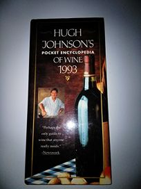 Hugh Johnsons Pocket Encyclopedia of Wine