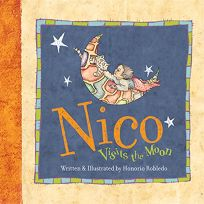 NICO VISITS THE MOON