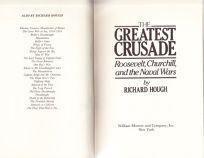 The Greatest Crusade: Roosevelt
