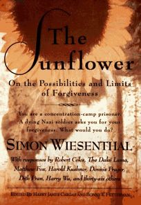 sunflower: jews and simon wiesenthal essay Simon wiesental's the sunflower represents a very complex problem in our world  whose job was slaughtering jews,  wiesenthal, simon the sunflower new york.