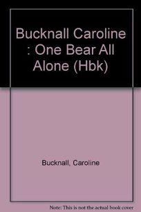 One Bear All Alone