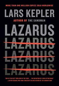 Lazarus: A Killer Instinct Novel