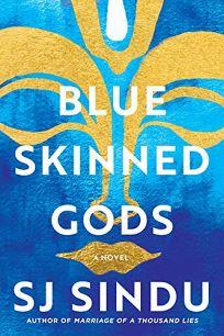 Blue-Skinned Gods