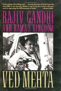 Rajiv Gandhi and Ramas Kingdom