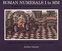 ROMAN NUMERALS I TO MM