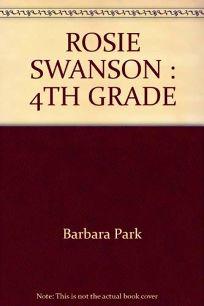 Rosie Swanson: 4th Grade