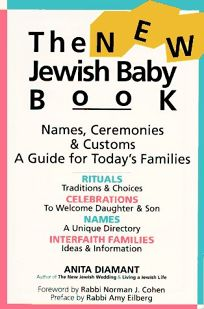 The New Jewish Baby Book: Names