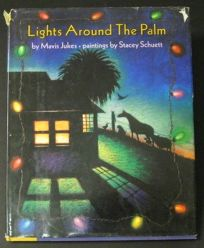 Lights Around the Palm