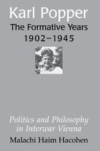 Karl Popper - The Formative Years