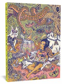 Comics Book Review: Alienation by Inés Estrada. Fantagraphics, $19.99 (250p) ISBN 978-1-683961-89-5