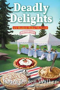 Deadly Delights: A Bookish Bakery Mystery