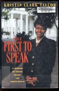 The First to Speak
