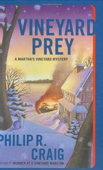 Vineyard Prey: A Marthas Vineyard Mystery