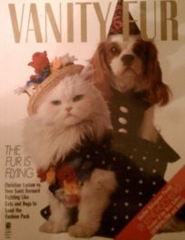 Vanity Fur: Another Outrageous Parody