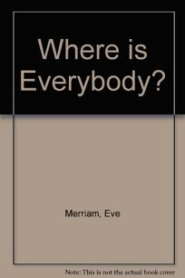 Where is Everybody?: An Animal Alphabet