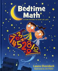 Bedtime Math: A Fun Excuse to Stay Up Late