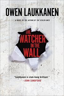 The Watcher in the Wall: A Stevens and Windermere Novel