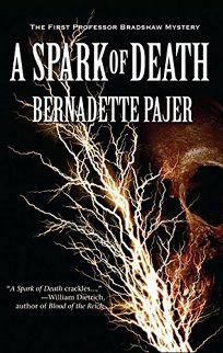 A Spark of Death: A Professor Bradshaw Mystery