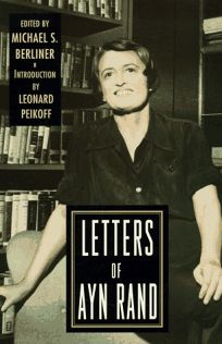 Letters of Ayn Rand