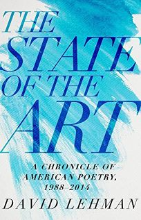 State of the Art: A Chronicle of American Poetry