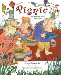 Pignic: An Alphabet Book in Rhyme