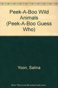 Peek-A-Boo Wild Animals